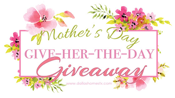 The Month of May: Mother's Day Giveaway