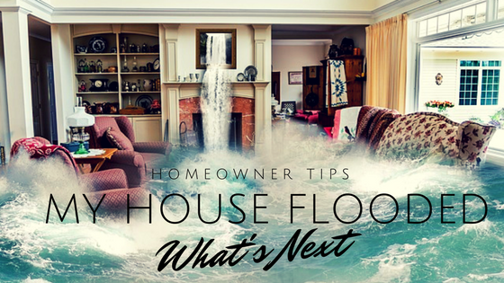 Homeowner Tips – My Home Flooded